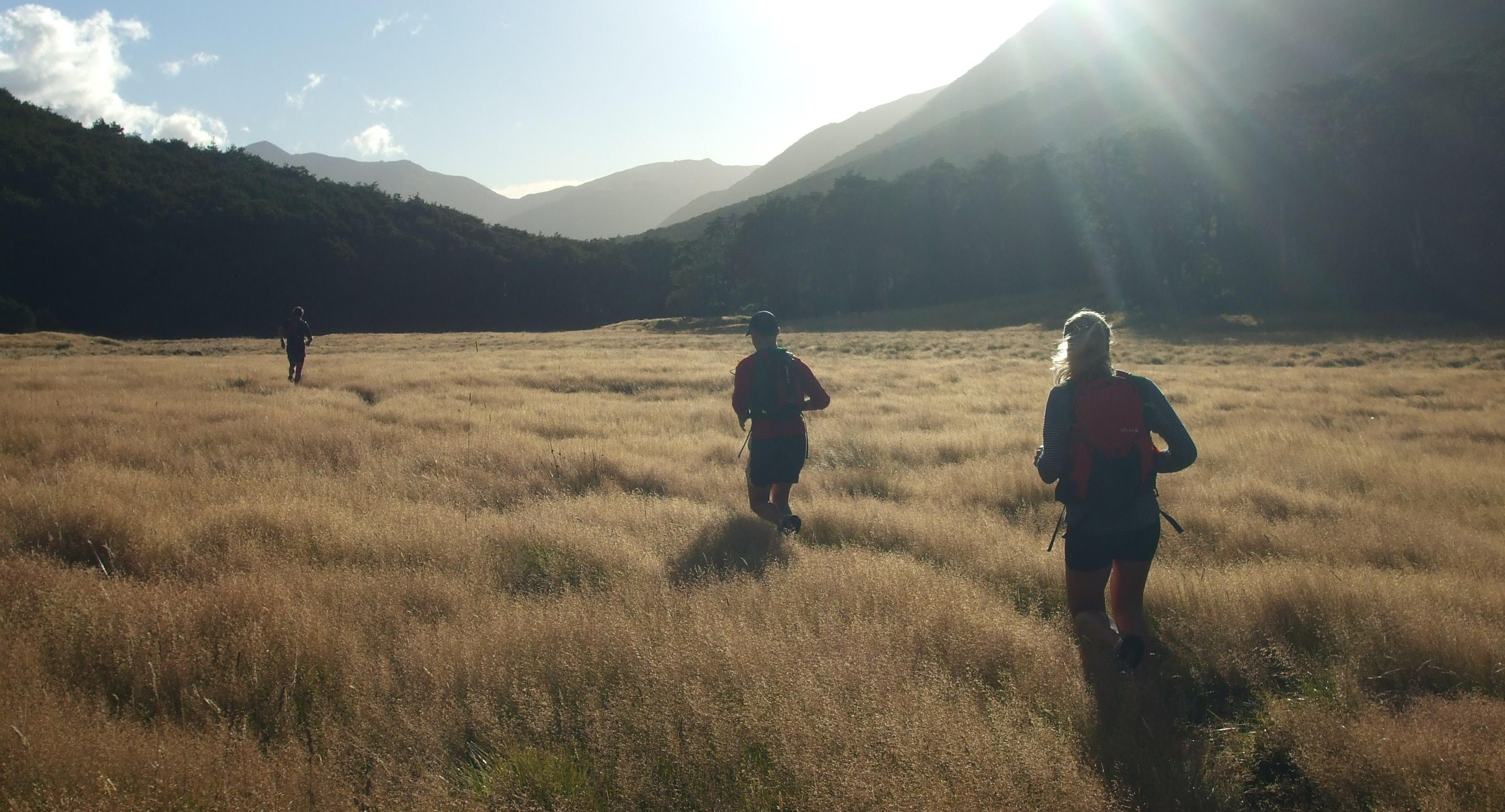 St. James, NZ Ultramarathon by Leslie Mochan